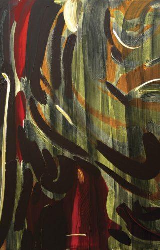 ''İsimsiz''-1Tuval-Üzerine-Akrilik,150x130cm