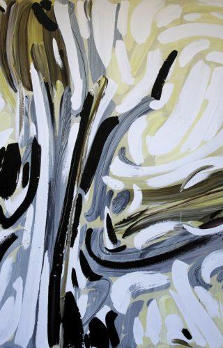 ''İsimsiz''Tuval-Üzerine-Akrilik200x140cm