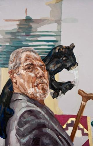 Şizofreni, 120x100 cm, 2011
