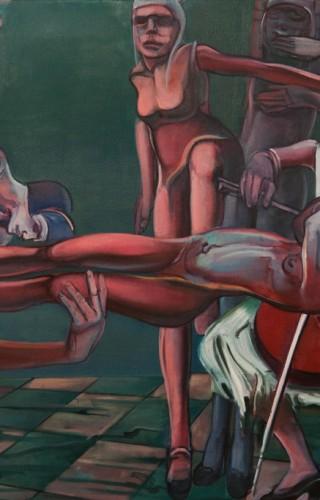 Bakirenin Diriliş Nağmesi -  TUYB 100x160 cm, 2012