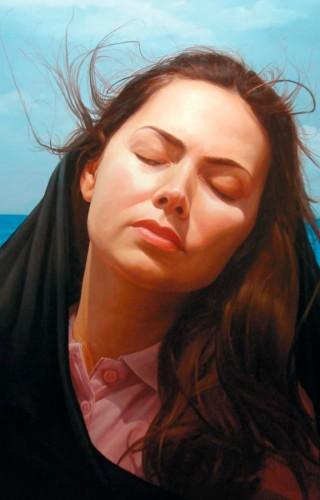 Nurhan Altay - 116x89 cm, 2009