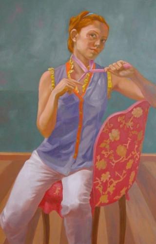 Sema Maşkılı - İsimsiz, 116x89 cm, 2009